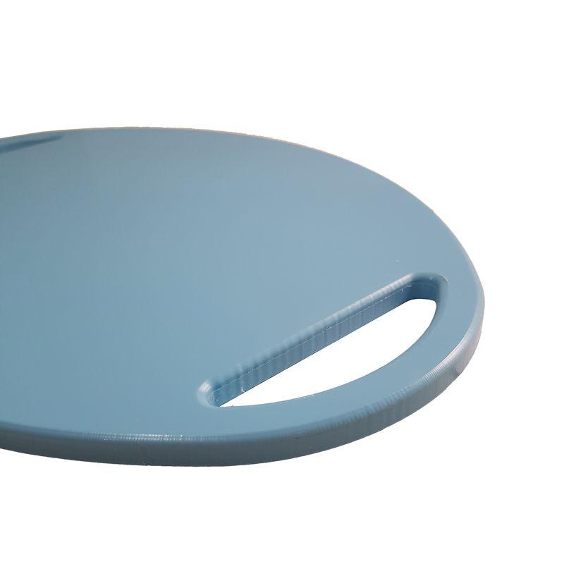 Tábua para Cortar e Servir em Polietileno Azul 24 x 36 x 1 cm
