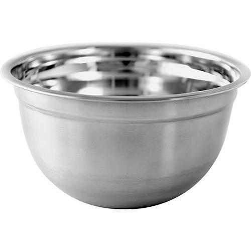 Tigela em Inox - Mixing Bowl 22 - Gourmet Mix
