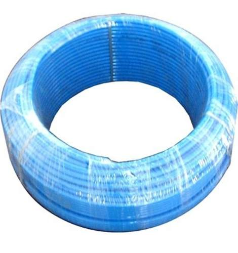 Rolo 100 Mts Tubo Pu Azul 8 X 5,5 Mm - Mangueira Pneumática