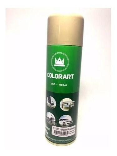 Tinta Spray Bege Brastemp Colorart Uso Geral 300 Ml
