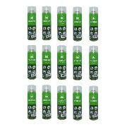 15 Spray Verniz Acrílico Brilhante Secagem Rápida Automotivo