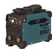 Máquina De Solda Inversora Mini Msc225 Bivolt Solda Aluminio