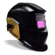 Máscara De Solda Escurecimento Automático Sem Regulagem