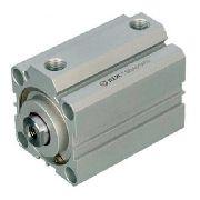 Cilindro Pneumático Compacto Sda 32 X 25 Mm Haste Rosca Fêmea