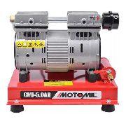Compressor Ar Direto Isento De Oleo 220v 1000w Motomil