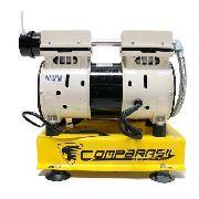 Compressor Ar Direto Usk Isento De Óleo Silencioso Poço 127v