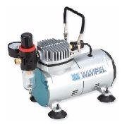 Compressor Para Aerografia Silencioso Bivolt Wimpel Comp1