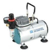Compressor Silencioso Wimpel Comp1 Bivolt Para Aerografia