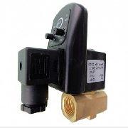 Purgador Eletrônico Para Compressor E Linha De Ar 1/2 220v