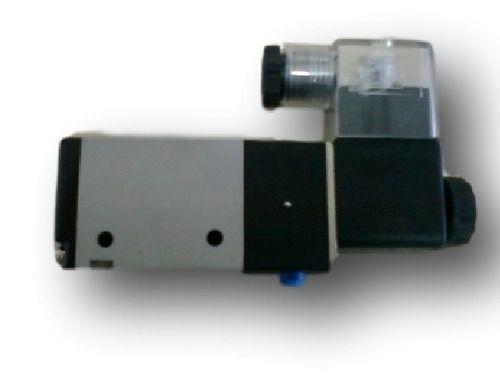 Válvula Pneumática Simples Solenoide 3/2 V Nf Rosca 1/8 220v
