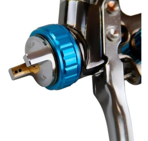 Pistola De Pintura Steula Lvlp Bc80 Bico E Agulha 1.4 600 Ml