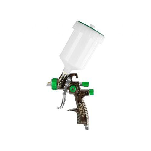 Pistola De Pintura Bc80-1.3 Lvlp Steula E Caneca Extra 600ml