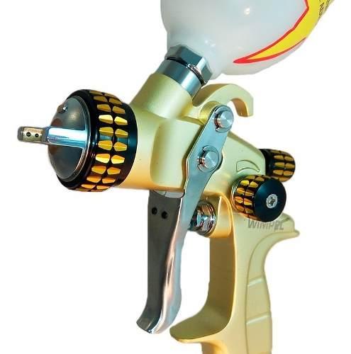 Pistola Mp-262 Com Maleta E Mp-201 Wimpel