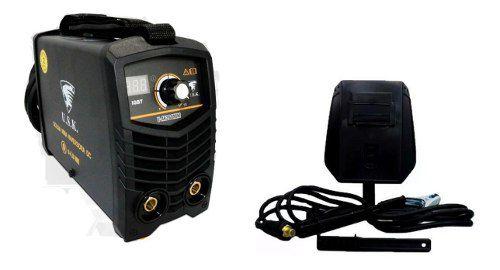 Máquina De Solda Inversora Mini Mma Vak-260 220v Usk