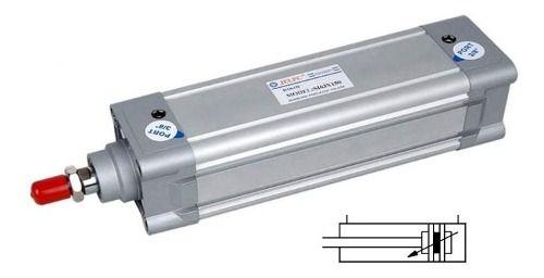 Cilindro Pistão Pneumático Dupla Ação 50 X 50 Mm Curso