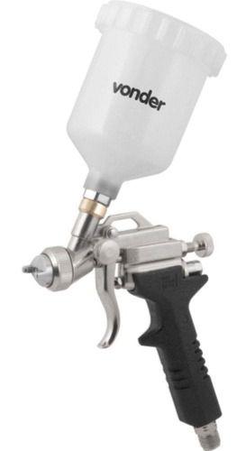 Pistola De Pintura De Precisão Bico 0.5 250 Ml Vonder Pgv300