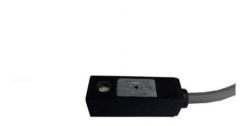 Sensor Para Cilindro Pneumatico Mini Iso 2 Fios Cabo 1 Metro
