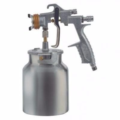 Pistola Para Pintura Steula Ms 36-01 - Alta Produção 1 Litro