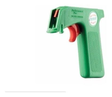 Pistola Para Aplicação De Tinta Spray Colorart Cor Verde