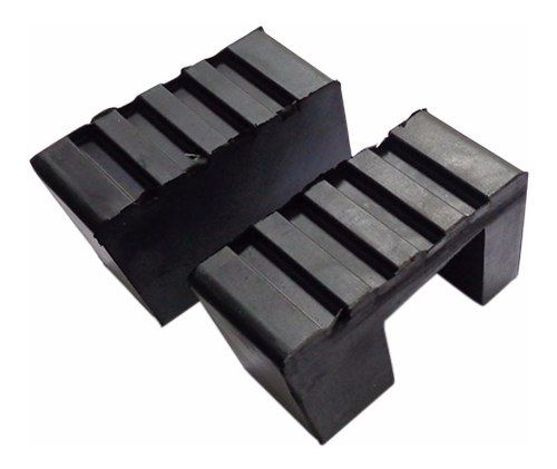 Par De Sapata Escada De Fibra Extensível 30 X 89 Mm Sem Furo