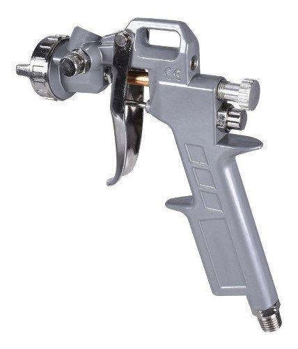 09 Pistolas De Pintura Gravidade Bico 1,5 Caneca 600 Ml