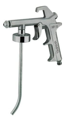 Pistola De Pintura Emborrachamento E Bate Pedra Mp-19 Wimpel