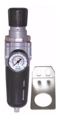 Filtro Regulador De Pressão De Ar Fr-2400 Steula 1/2 Bsp