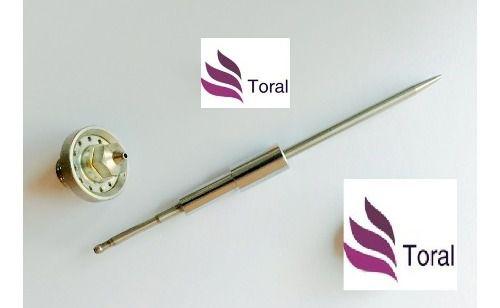 Bico De Fluido + Agulha De Fluido Pistola Wimpel Mp-105