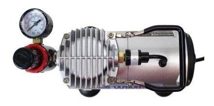 Compressor Wimpel Bivolt Comp1 Para Aerografia Com Mangueira