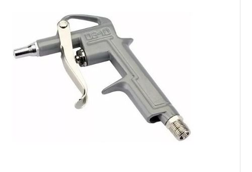 Pistola De Ar Comprimido Corpo Em Aluminio Stels Rosca 1/4