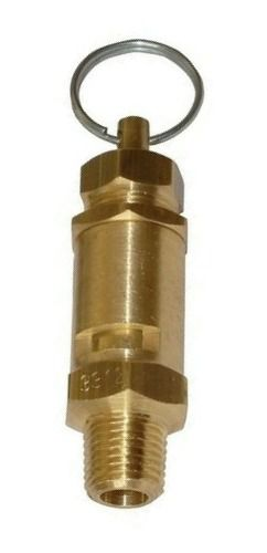 Válvula De Alívio Ou Segurança Para Compressor 135 Lbs 1/4