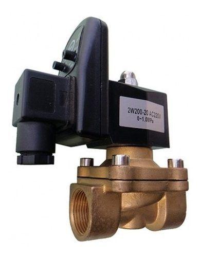 Purgador Eletrônico Ar Comprimido 3/4 Para Compressor Viton