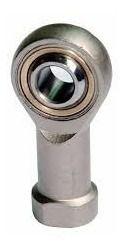 Ponteira Rotular / Rotula Esférica 25/32 R. Femea M10 X 1.25