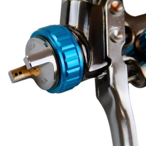 Pistola Steula Bc80 1.4+mangueira 10 Mt+ Filtro De Ar 1/4