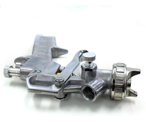 Pistola De Pintura Gravidade Pp3 V8 Brasil Bico 1.4 600 Ml
