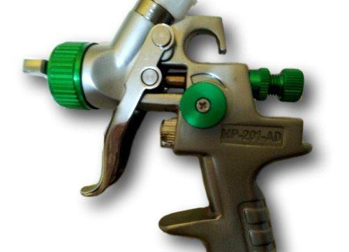 Pistola Ar Direto Wimpel Modelo Novo Mp201 Bico 1.0 250 Ml