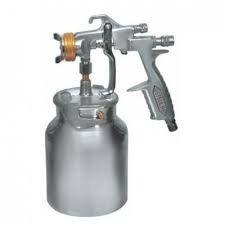 Pistola Para Pintura Por Sucção De Alta Produção 1.8 1 Lt