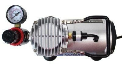 Compressor Wimpel Bivolt Comp1 E Aerógrafo Steula Bc60 0.3