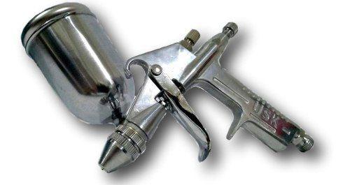 Pistola De Pintura Aerógrafo Gravidade K3 Bico 0.5 Usk 200ml
