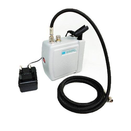 Compressor Comp3 + Mini Filtro Mangueira E Aerógrafo Mp1004