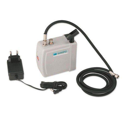 Compressor Comp3 +aerógrafo Bc61-3+ Mangueira+ Mini Filtro