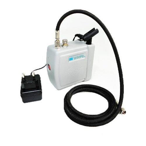 Kit Aerografia Compressor Aerógrafo Máscara E Mini Filtro