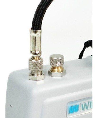 Compressor Wimpel Comp3 + Aerógrafo Steula Bc61 0.3 Novo