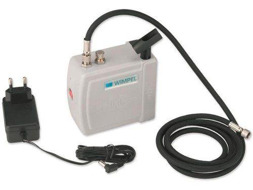 Kit Para Aerografia Mini Compressor Wimpel E Aerógrafo 0.3