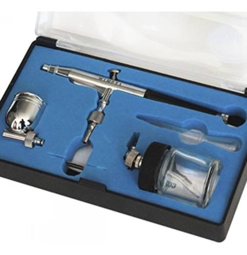 Aerógrafo Wimpel Mp1003+mangueira 3 Metros+filtro Regulador