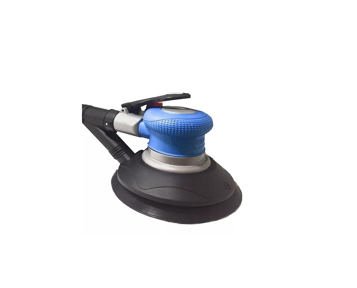 Lixadeira Pneumática Wimpel Roto Orbital Hookit Lxmp-5 Automotiva