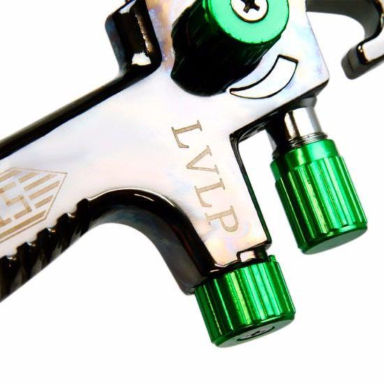 Pistola de Pintura STEULA LVLP BC80-1.3 600 ML