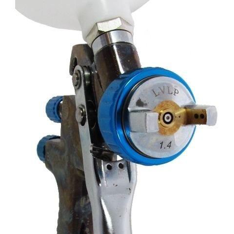 Pistola de Pintura STEULA LVLP BC80-1.4 600 ML