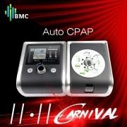 Bmc Gii Auto Cpap E-20A Apnéia Sono Anti Ronco Umidificador