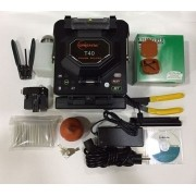 F. Maquina De Fusão Orientek T40 Kit Fusion Splicer